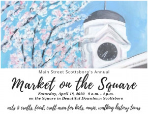 Market on the Square, Scottsboro Alabama