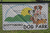 Image of Dog park additions by Scottsboro Girl Scouts Troup 10001